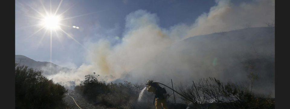 Rebuilding After Cajon Pass 2016 Fire